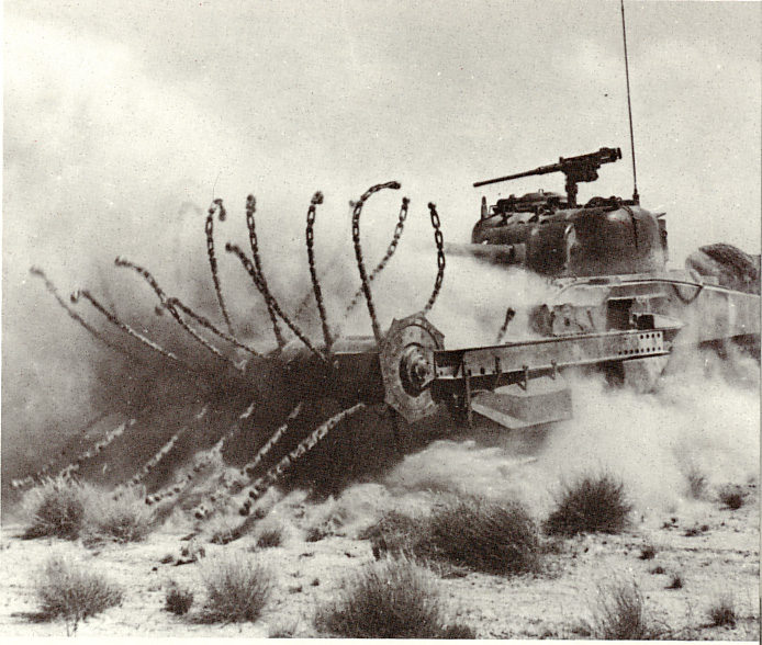 טנק שרמן מורג