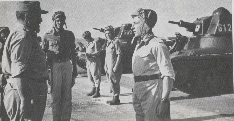 מסדר טנקי הוצ'קיס בגדוד 82