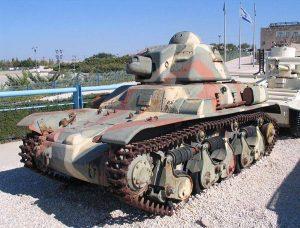 טנק רנו R35