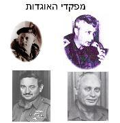 מפקדי האוגדות בחזית הדרום