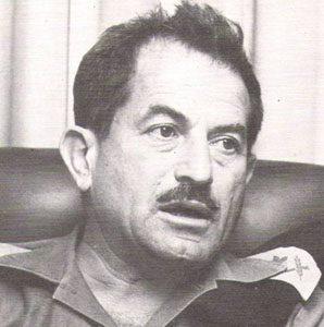 מפקד אוגדה בצפון - מוסה פלד