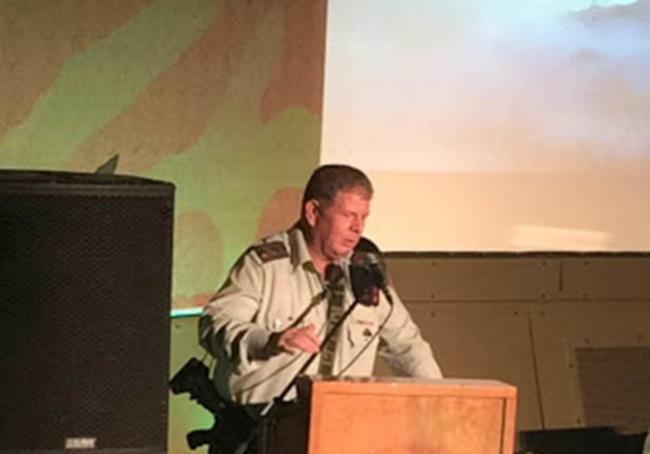 מפקד חטיבה 401 אלם יאיר וולנסקי
