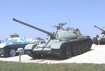 טנק טירן T55