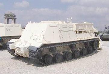 טנק חילוץ סטאלין JST