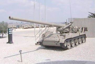 M107 תותח מתנייע