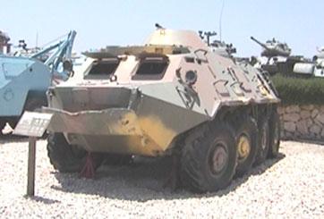 """נגמ""""ש BTR60"""
