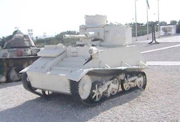 'טנק קל ויקרס סימן 6 ב