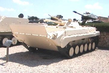 """נגמ""""ש אמפיבי BMP1"""