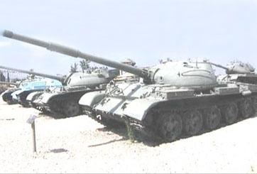 טנק טירן T62