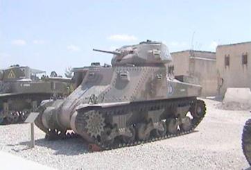 טנק בינוני גראנט M3