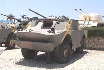 שריונית פיקוד BRDM2