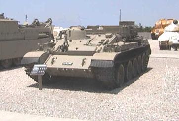טנק חילוץ T55 BTS2