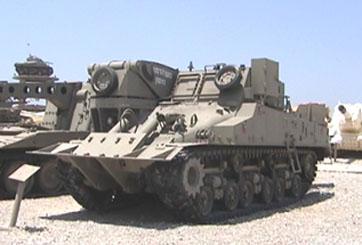 טנק חילוץ שרמן דגם ג'