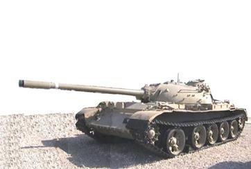 T54 טנק טירן