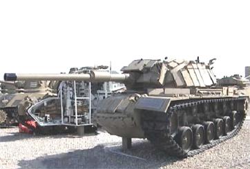 טנק מגח 3 – M48 A3 (מגח חתוך)