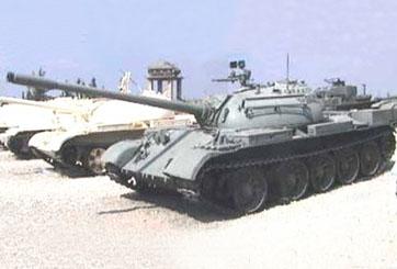 טנק טירן T54B