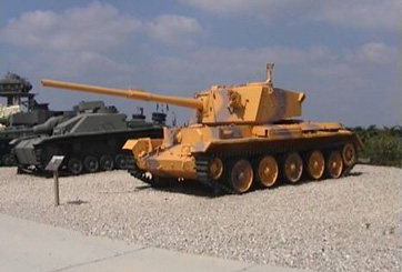 טנק צ'ריוטיר