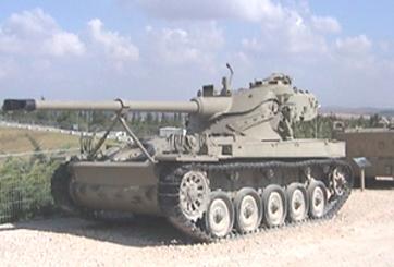 טנק קל AMX13