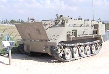 "נגמ""ש M113 A1"