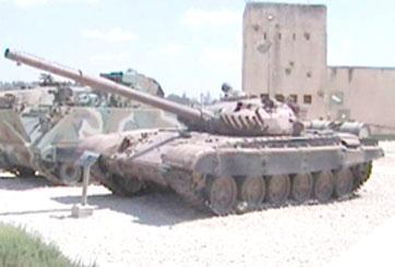 טנק טירן T72
