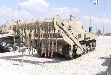"""טנק שרמן סימן 2 """"מורג"""""""