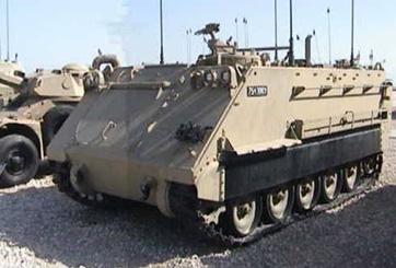 "M113 A1 נגמ""ש"