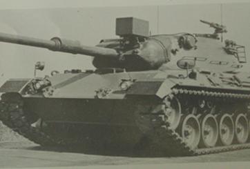 טנק לפארד 1