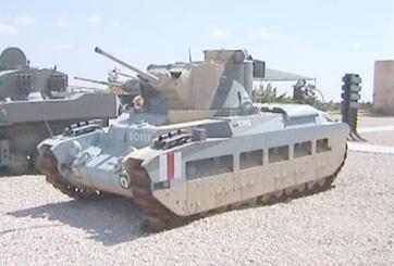 טנק מתילדה