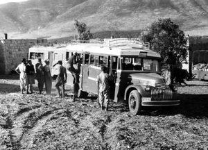 אוטובוסים להובלת לוחמים