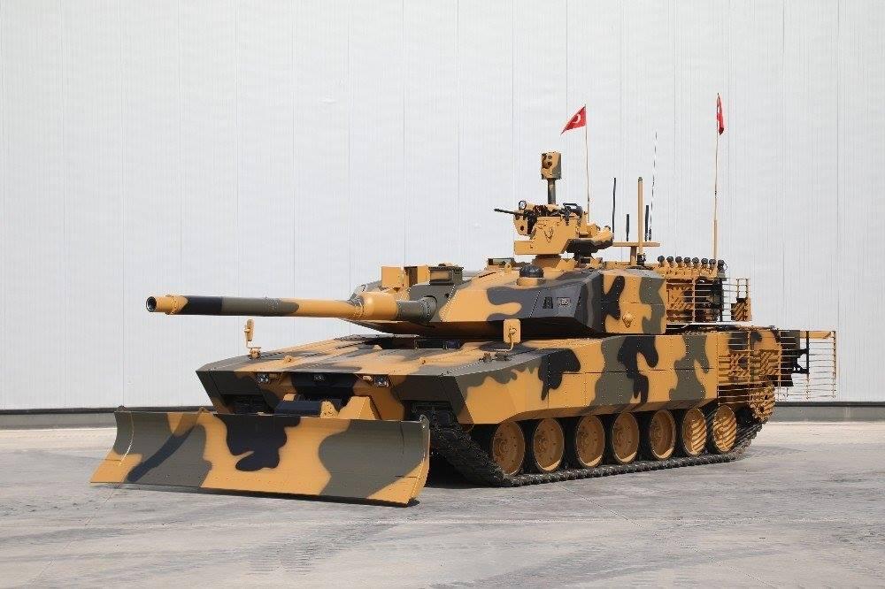 טנק טורקי חדש