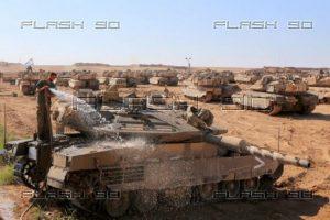 טנק מרכבה 4 מתמרק