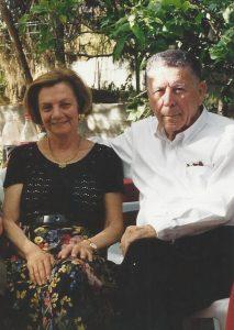 חגית וטליק ב-1998