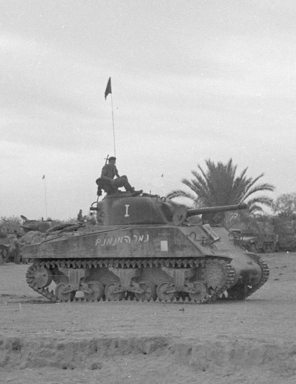 טנק שרמן