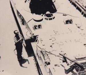 """יואל גורודיש ע""""ג נחתת עמוסה בטנקים אמפיביים PT76"""