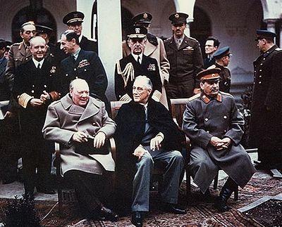 ניצחון בנות הברית על הנאצים