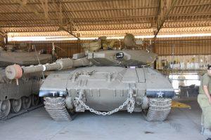 טנק ושמו אלוקים - ד של גולן