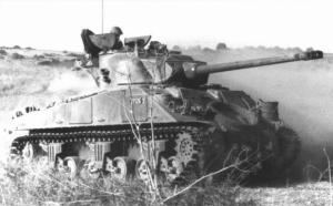 טנק שרמן אם 50
