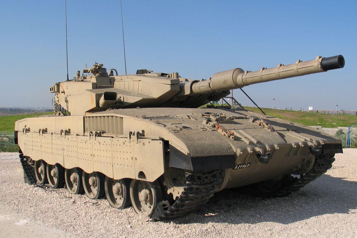 טנק המרכבה