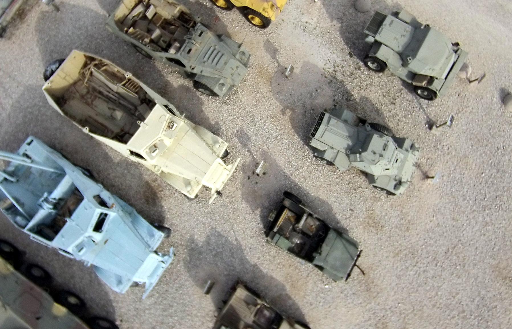 ג׳יפים וטנקים
