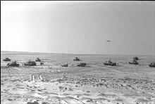 גדוד טנקים בסיני