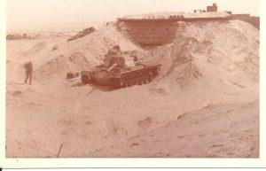 מעוז כד מדרום לקנטרה 1969