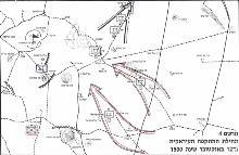 תחילת ההתקפה העיראקית ב-12 באוקטובר שעה 15:00