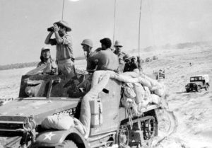 מלחמת ששת הימים - קרבות עמק דותן ומרחב ג'נין
