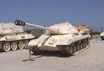 טנק סטאלין JS3