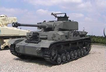 טנק מערכה בינוני מתוצרת גרמניה הנאצית. הטנק שבתצוגה נתפס ברמת הגולן מידי הצבא הסורי בעמדת ירי אל עבר הישובים הישראליים שבעמק.