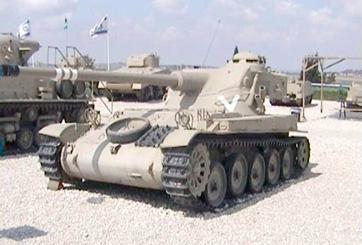 AMX13 טנק קל
