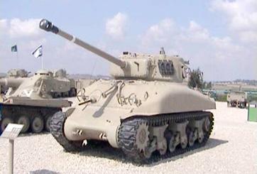 M4 טנק שרמן