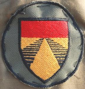 תג חטיבה 401