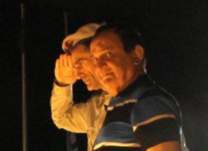 """אל""""ם ארי חוזה, יחד עם מר רפאל איבגי, אחיו של טוראי דוד איבגי ז""""ל"""