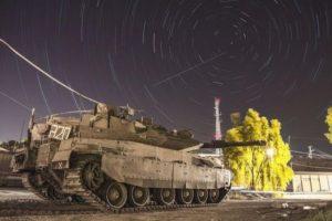 """צילום מדהים של טנק מח""""ט 401"""
